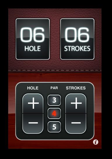 Strokes - Home Screen